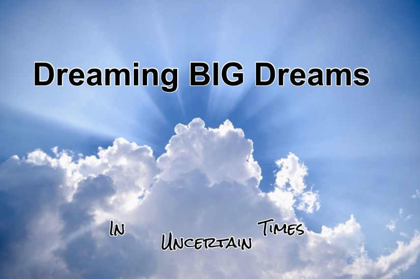 Dreaming BIG Dreams logo